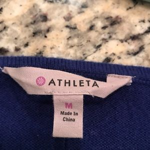 Athleta Dresses - Athleta Cashmere sweater dress